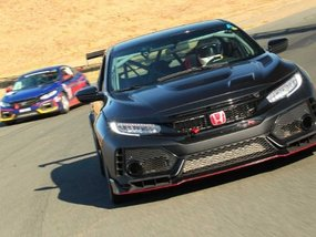 Meet the very track-oriented Honda Civic Type R TC