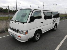 Nissan Urvan 2009 Escapade VX