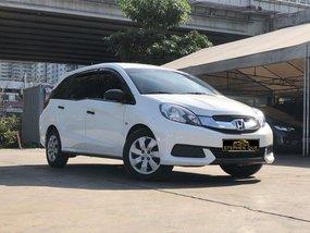 2016 Honda Mobilio 1.5 Gas Manual