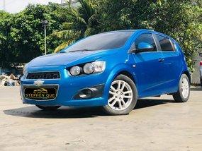 2013 Chevrolet Sonic LTZ 1.4 Hatchback Automatic Gas
