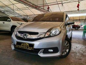2015 Honda Mobilio 1.5V i-Vtec Automatic Gas