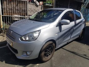 Sell 2015 Mitsubishi Mirage in Mandaluyong
