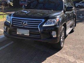 Lexus Lx 570 2013 for sale in Cebu City