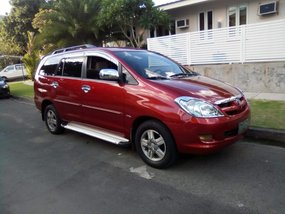 Selling Toyota Innova 2005 in Quezon City