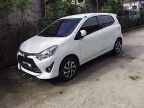Sell 2018 Toyota Wigo in Manila