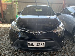 2017 Vios 1.3 E Manual Black Dual VVTI