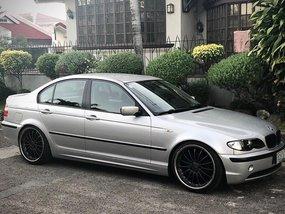 BMW e46 316 2002