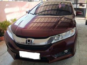 Top of the Line Honda City 2015 VX Keyless Entry