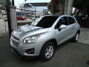 Selling Chevrolet Trax 2017 in Pasig