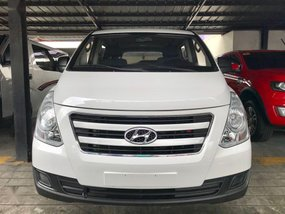 Hyundai Starex 2017 for sale in Pasig