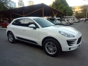 Porsche Macan 2016 for sale in Pasig