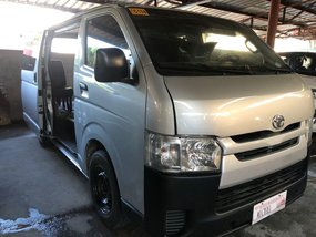Selling Toyota Hiace 2018 in Quezon City