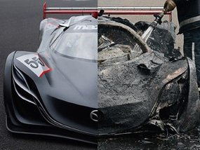 How Mazda Furai burned to death - What you might not know!