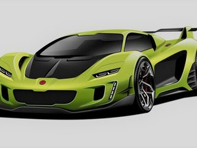Let's answer why you should look out for this Gemballa Hypercar