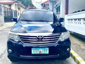 2012 Toyota Fortuner G D4D Diesel 1st Owner Casa Maintained