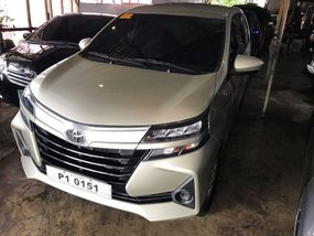 2019 Toyota Avanza 1.3E Automatic running 2T kms like NEW !