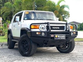 Sell 2019 Toyota Fj Cruiser in Quezon City