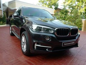 Selling Purple Bmw X5 2017 in Muntinlupa