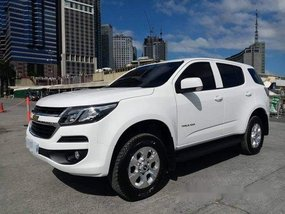 White Chevrolet Trailblazer 2020 for sale in Pasig