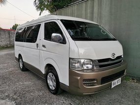 Toyota Hiace 2010 for sale in Quezon City