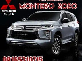 Mitsubishi Montero Sport 2020 for sale in Caloocan
