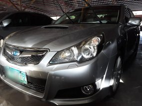 Subaru Legacy 2012 for sale in Manila