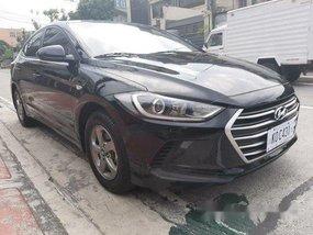Sell Black 2019 Hyundai Elantra in Quezon City