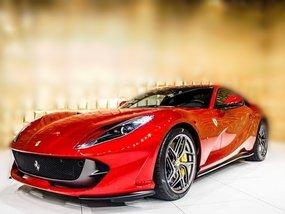 Brand new 2019 Ferrari 812 Superfast