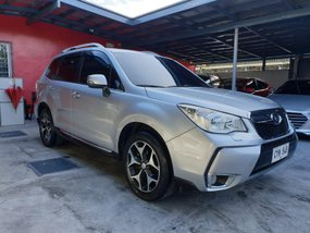 Subaru Forester 2014 Acquired XT Turbo Automatic