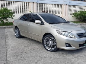 Toyota Altis 1.6G AT 2010