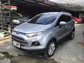 Silver Ford Ecosport 2016 for sale in Manila