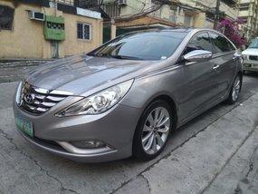 Sell Silver 2012 Hyundai Sonata in Manila