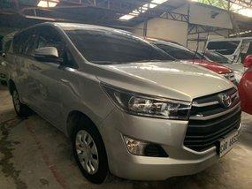 Silver Toyota Innova 2019 for sale in Quezon City