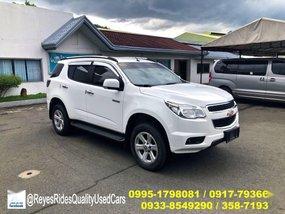 Chevrolet Trailblazer 2016 for sale in Cainta
