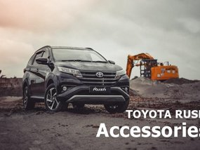 Best Toyota Rush Accessories in the Philippines to modify your vehicles