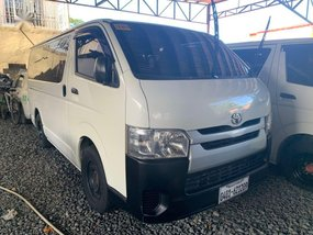 Toyota Hiace 2018 for sale in Quezon City