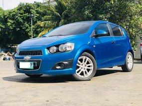 Chevrolet Sonic 2013 for sale in Manila