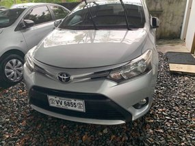 Sell Silver 2017 Toyota Vios in Quezon City