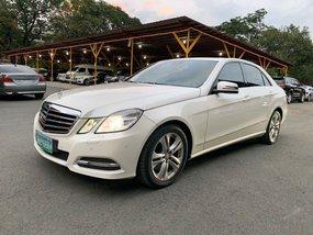Selling Mercedes-Benz E-Class 2011 in Manila