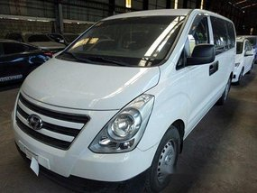 White Hyundai Grand Starex 2017 for sale in Quezon City
