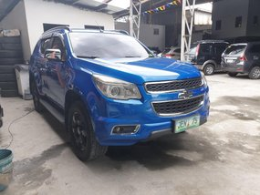 Selling Chevrolet Trailblazer 2013 in Pasig