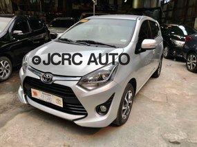 2019 Toyota Wigo 1.0 G Automatic