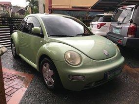 Sell 2000 Volkswagen Beetle in Quezon City