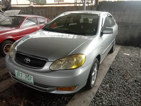 Toyota Altis 2005 for sale in Quezon City