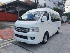 Sell White 2018 Foton View in Quezon City