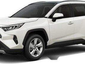 White Toyota Rav4 2020 for sale in Roxas City