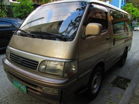 Sell 1995 Toyota Hiace in Manila