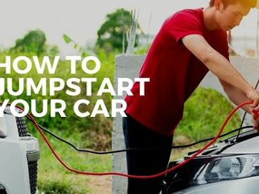 No worries! Step-by-step on how to jumpstart a car