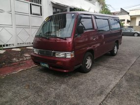 Sell 2013 Nissan Urvan in Quezon City