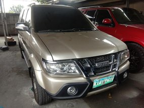 Selling Isuzu Sportivo 2014 in Quezon City